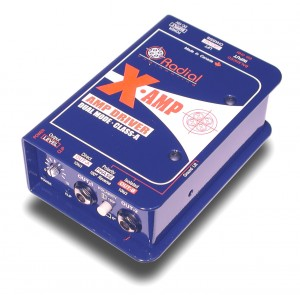 Radial X-Amp kutusu